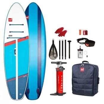 Red Paddle 11'0 Compact Package 2021 туринговый сап борд